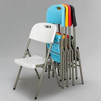 Office Furniture Pp+steel Folding Chair