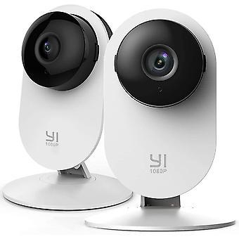 FengChun Home Camera 1080p 2 Stck,Ip Kamera WiFi berwachungskamera mit Bewegungserkennung,