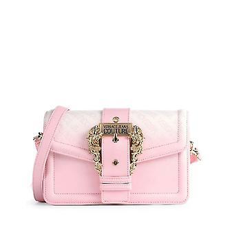 Versace Jeans - Bags - Shoulder bags - E1VWABF1-71899-426 - Women - white,pink