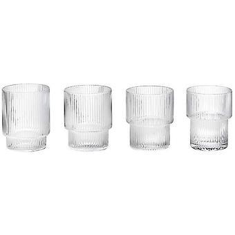 FengChun 5438, Glas, Transparent, 8,8 x 7 cm