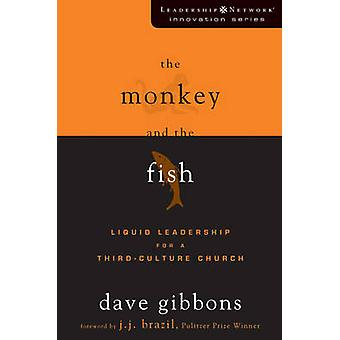 Aben og fisken - Flydende lederskab for en tredje kultur kirke