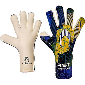 HO First Nation Ukraine Junior Goalkeeper Gloves