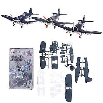 Kokoa hävittäjämalli, rakennustyökalusarjat, flankeritaistelu, lentokoneiden diecast