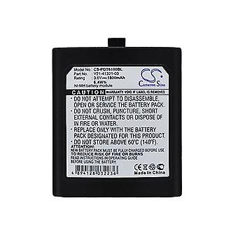 Cameron Sino Pdt6100Bl Battery Replacement For Symbol Barcode Scanner