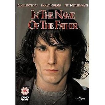 Au nom du père DVD