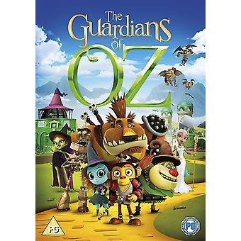 The Guardians of Oz DVD