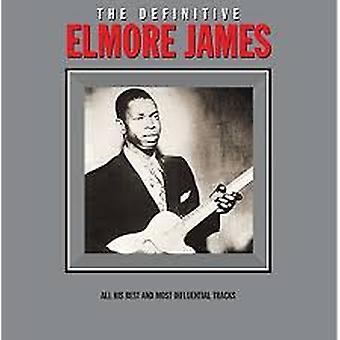 Elmore James – Den definitiva Elmore James Vinyl
