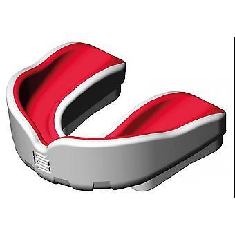 Makura Ignis Pro Mouthguard Senior White/Red