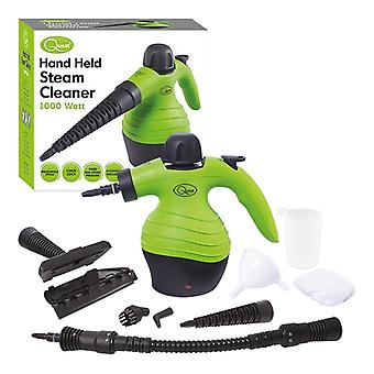 Quest Hand Held Steam Cleaner UK Plug