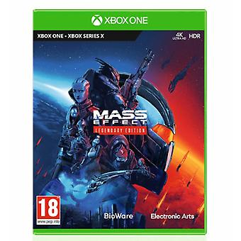 Mass Effect Legendary Edition Xbox One | Series X Game