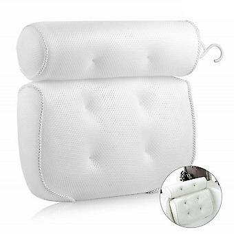 Spa Bath Pillow Soft Non-slip Headrest Bathtub Pillow