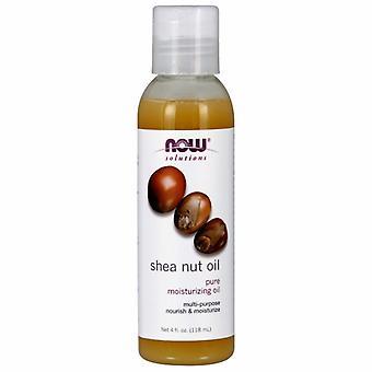 Now Foods Shea Nut Oil, 4 oz