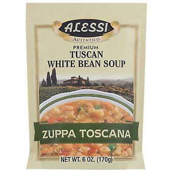 Alessi Mix Soup Tuscan Bean, Case of 6 X 6 Oz