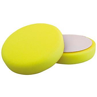 Flexipads World Class Yellow Soft Finishing Pad 150mm FLE44735