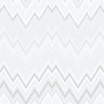 Tempo Zig Zag Beige Wallpaper