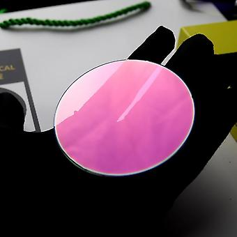 Sun Glasses Lens Pink Mirror