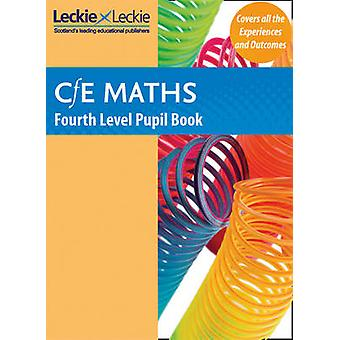 Fourth Level Maths Student Book by Lowther & CraigLeckie