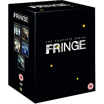 Fringe Seizoen 1-5 Complete Series DVD