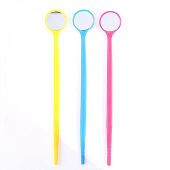 3pcs Disposable Dental Mirror Tools Sculpture Instrument Double End Oral Kit Tooth