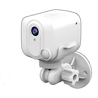 Mini WiFi Spy Camera Small Wireless Nanny Camera with Live Power Phone App Night Vision Motion