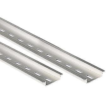 Universele 0,5 meter aluminium sleuven Din Rail