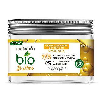 Moisturising Body Cream Bio Butter Vital Oils Eudermin (300 ml)