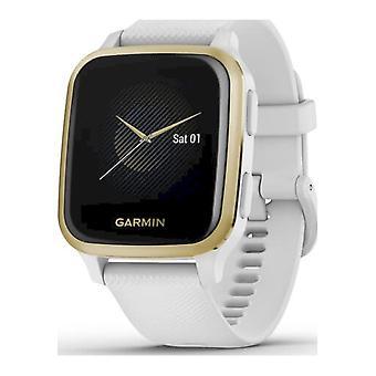 Garmin Smartwatch Unisex Venu Sq White White Gold 010-02427-11