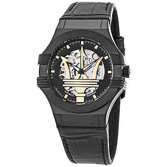 Reloj Maserati Potenza Automático Hombre R8821108027
