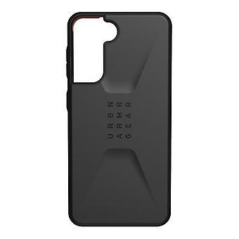 Samsung Galaxy S21 Civilian Case, Black