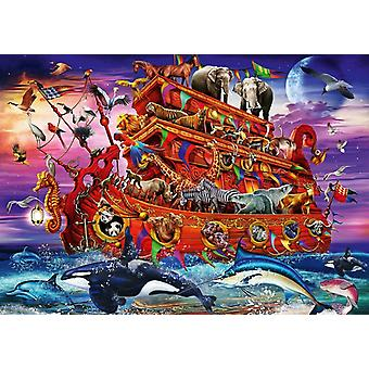 Bluebird The Ark Jigsaw Puzzle (1000 Pieces)