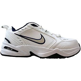 Nike Air Monarch IV Valkoinen/Metallinen Hopea 416355-102 Miesten