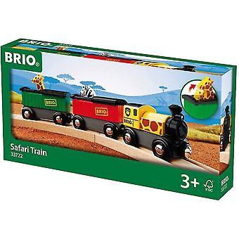 Toy trains train sets world - safari train