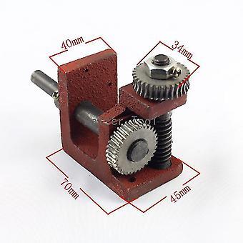 Versnellingsbak accessoires voor defu verticale sleutel machine onderdelen versnellingsbak slotenmaker gereedschap sleutel machine