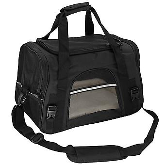 Dog Carrier Bags Portable Pet Cat Backpack Breathable Carrier Airline Approved Transport Carrying