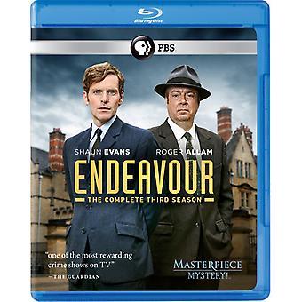 Endeavour: Importazione completa terza stagione [Blu-ray] USA