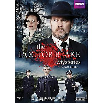 Doctor Blake Mysteries: Season Three [DVD] USA import