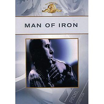 Man of Iron [DVD] USA import