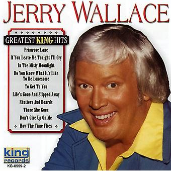 Jerry Wallace - Greatest King Hits [CD] USA import