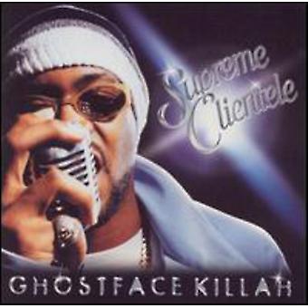 Ghostface Killah - Supreme kundkrets [CD] USA import