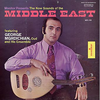 George Mrgdichian - Now Sounds of the Middle East [CD] USA import