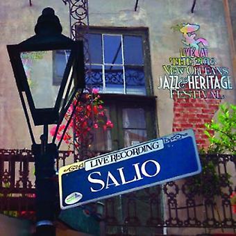 Salio - Live at Jazzfest 2013 [CD] USA import