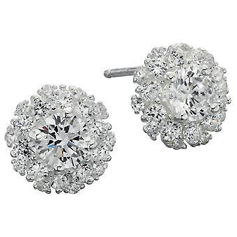 925 zilveren Zirkonia Earring
