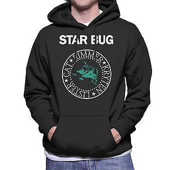 The Ramones Red Dwarf Starbug Men's Hooded Sweatshirt