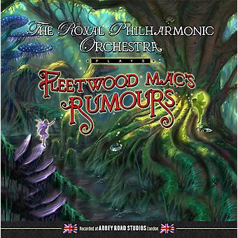 Royal Philharmonic Orchestra - Plays Fleetwood Mac's Rumours [CD] USA import