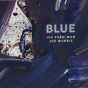 Perelman, Ivo / Morris, Joe - Blue [CD] USA import