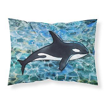 Killer Whale Orca Fabric Standard Pillowcase