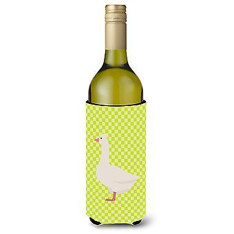 Roman Goose Green viinipullo Beverge eriste Hugger