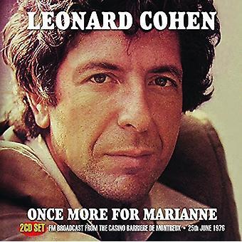 Leonard Cohen - kun Lisää Marianne [CD] USA