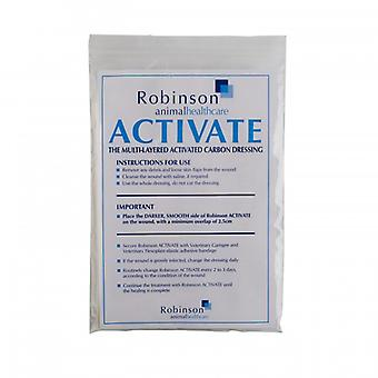 Robinsons Healthcare Activate Wound Dressing (5 Pack)
