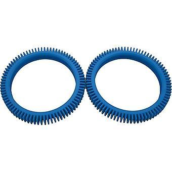 Poolvergnuegen 896584000-082 Blue Standard Back Tire - Pack of 2